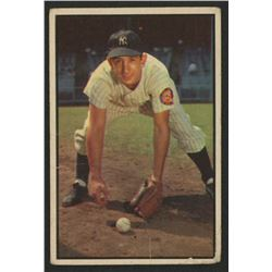 1953 Bowman Color #118 Billy Martin