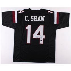Connor Shaw Signed South Carolina Gamecocks Jersey (Radtke COA)