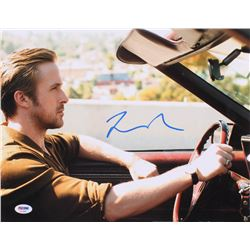 "Ryan Gosling Signed ""La La Land"" 11x14 Photo (PSA COA)"