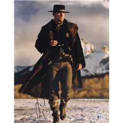 "Channing Tatum Signed ""The Hateful Eight"" 11x14 Photo (Beckett COA)"