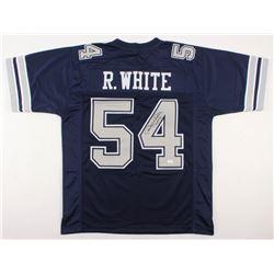 "Randy White Signed Dallas Cowboys Jersey Inscribed ""HOF 94"" (JSA COA)"