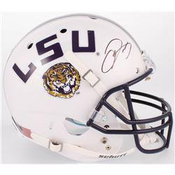 Odell Beckham Jr. Signed LSU Tigers Full-Size Helmet (JSA COA)