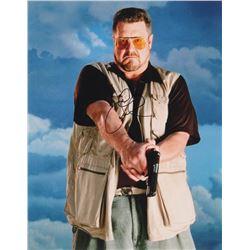 """John Goodman Signed """"The Big Lebowski"""" 11x14 Photo (PSA COA)"""