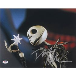 "Danny Elfman Signed ""Nightmare Before Christmas"" 11x14 Photo (PSA COA)"