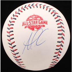 Ozzie Albies Signed 2018 All-Star Game Baseball (JSA COA)