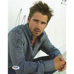 Colin Farrell Signed 8x10 Photo (PSA COA)