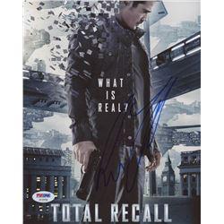 "Colin Farrell Signed ""Total Recall"" 8x10 Photo (PSA COA)"