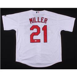 Andrew Miller Signed St. Louis Cardinals Jersey (JSA COA)