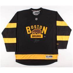Patrice Bergeron Signed Boston Bruins Jersey (Bergeron COA)