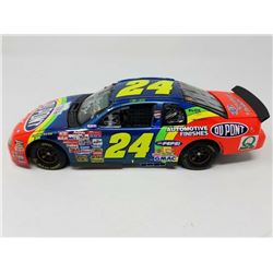 Jeff Gordon  Ray Evernham Signed Limited Edition #24 DuPont 1997 Chevrolet Monte Carlo 1:24 Scale Li