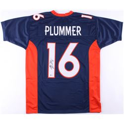 Jake Plummer Signed Denver Broncos Jersey (Beckett COA)