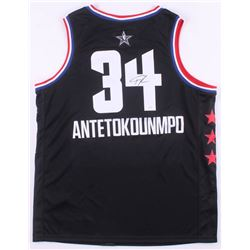 Giannis Antetokounmpo Signed 2019 All-Star Game Authentic Nike Jersey (JSA COA)