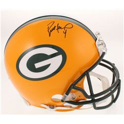 Brett Favre Signed Green Bay Packers Full-Size Authentic On-Field Helmet (Radtke COA)