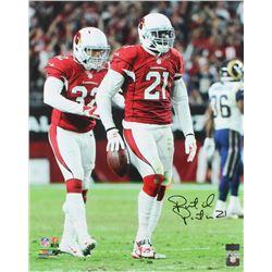Patrick Peterson Signed Arizona Cardinals 16x20 Photo (Radtke COA)