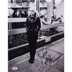 Debbie Harry Signed 11x14 Photo (PSA COA)