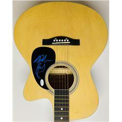 Norah Jones Signed Acoustic Guitar (JSA COA)