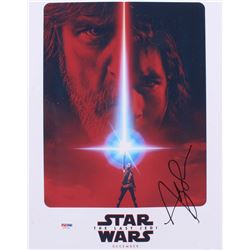 "Andy Serkis Signed ""Star Wars: The Last Jedi"" 11x14 Photo (PSA Hologram)"