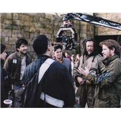 "Gareth Edwards Signed ""Rogue One: A Star Wars Story"" 11x14 Photo (PSA COA)"