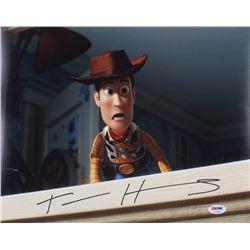 "Tom Hanks Signed ""Toy Story"" 11x14 Photo (PSA COA)"