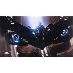 "Michael Keaton Signed 10x18 ""Spiderman: Homecoming"" Photo (PSA COA)"