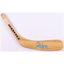 Patrice Bergeron Signed Koho Hockey Stick Blade (Bergeron COA)