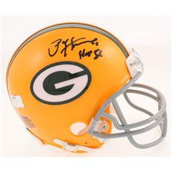 "Paul Hornung Signed Green Bay Packers Mini Helmet Inscribed ""HOF 86"" (Radtke COA)"