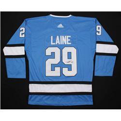 Patrik Laine Signed Winnipeg Jets Jersey (JSA COA)