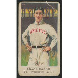 1908-10 American Caramel E91 #35 Frank Baker B