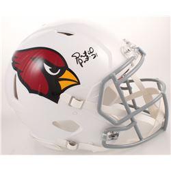 Patrick Peterson Signed Arizona Cardinals Full-Size Authentic On-Field Speed Helmet (Radtke COA)