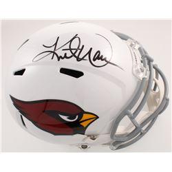 Kurt Warner Signed Arizona Cardinals Full-Size Speed Helmet (Radtke COA)