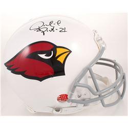 Patrick Peterson Signed Arizona Cardinals Full-Size Authentic On-Field Helmet (Radtke COA)