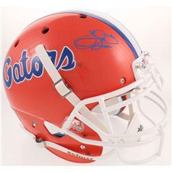 Emmitt Smith Signed Florida Gators Full-Size Authentic On-Field Helmet (Prova COA)
