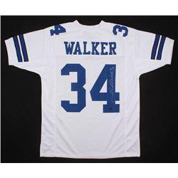 Herschel Walker Signed Dallas Cowboys Jersey (Radtke COA)
