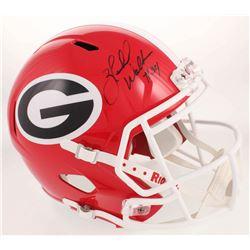 Herschel Walker Signed Georgia Bulldogs Full-Size Speed Helmet (Beckett COA)