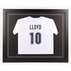 Carli Lloyd Signed Team USA 35x43 Custom Framed Jersey (Radtke COA)