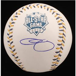 Chris Sale Signed Official 2016 All-Star Game Baseball (JSA COA)