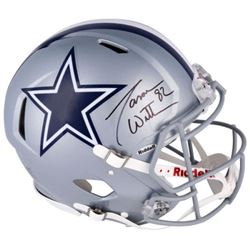 Jason Witten Signed Dallas Cowboys Full-Size Authentic On-Field Speed Helmet (Fanatics Hologram)