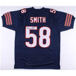 Roquan Smith Signed Chicago Bears Jersey (Beckett COA)