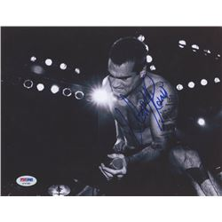 Henry Rollins Signed 8.5x11 Photo (PSA COA)