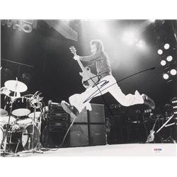 "Pete Townshend Signed ""The Who"" 11x14 Photo (PSA COA)"