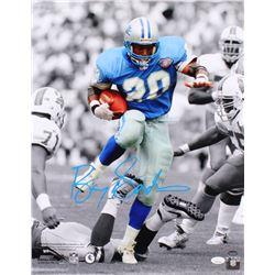 Barry Sanders Signed Detroit Lions 16x20 Photo (JSA COA  Schwartz Hologram)
