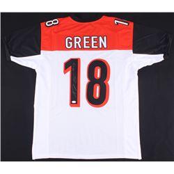 A. J. Green Signed Cincinnati Bengals Jersey (JSA COA)