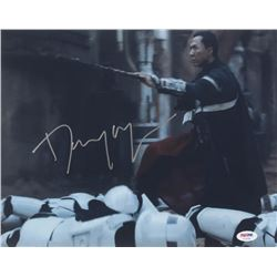 "Donnie Yen Signed ""Star Wars: Rogue One"" 11x14 Photo (PSA COA)"