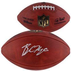 "Baker Mayfield Signed ""The Duke"" Official NFL Game Football  (Fanatics Hologram)"