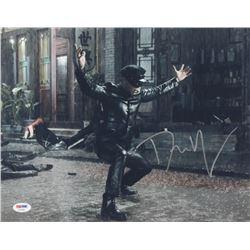 "Donnie Yen Signed ""Legend of the Fist: The Return of Chen Zhen"" 11x14 Photo (PSA COA)"