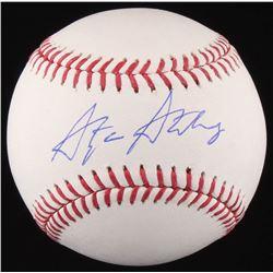 Stephen Strasburg Signed OML Baseball (JSA COA)