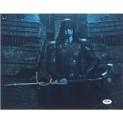 """Lee Pace Signed """"Guardians of the Galaxy"""" 11x14 Photo (PSA COA)"""