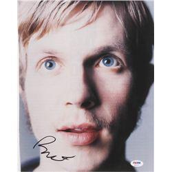 Beck Signed 11x14 Photo (PSA COA)
