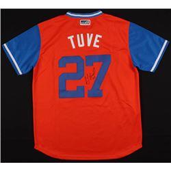 Jose Altuve Signed Houston Astros Jersey (Beckett COA)