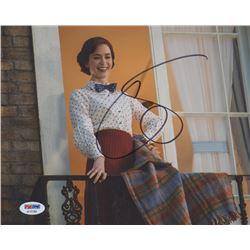 "Emily Blunt Signed ""Mary Poppins Returns"" 8x10 Photo (PSA COA)"